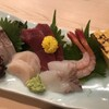 鮨源 - 料理写真:刺身盛り合わせ