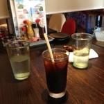 沖縄料理 うみそら - 海空のアイスコーヒー