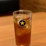 牛苑 - ウーロン茶