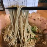 135158631 - 麺のアップ