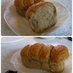 うさぎ畑のパン屋さん - 料理写真:和南津神社パン  200円
