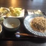 13516331 - 6/21 野菜天ぷら 細打ち