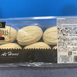 コストコ - フランス製の生パン…6個入りが4袋つながっています!