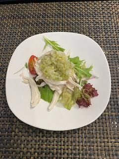 中国四川料理 道 - 小さな前菜