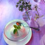 CAFE GITANE - バニラ・アイスクリーム
