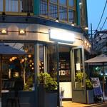 CAFE GITANE - 黄昏時のカフェ・ジタン