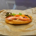 海の子パン - 料理写真: