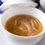 華都飯店 博多 - 魚翅湯