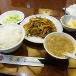 13518313 - 牛ハチノス唐辛子炒め