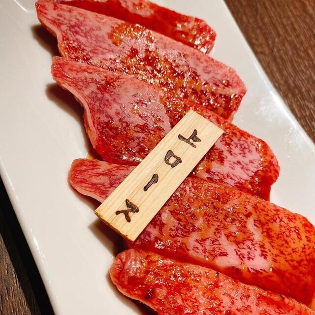 九州和牛 焼肉りんごの料理の写真