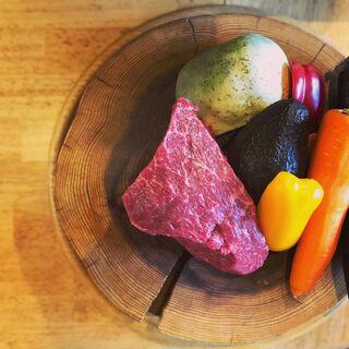 【リバコマ名物塊肉】九州原産A5ランク黒毛和牛のみ使用♪