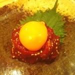 13519023 - ユッケ もうすぐ日本ではたべればくなっちゃうね。