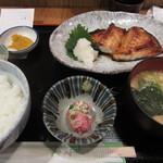 """登じま屋 - """"つぼ鯛照り焼き""""¥900"""