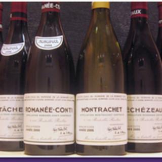江戸前鮨に良く合うワイン、シャンパン取り揃えております。