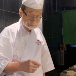 第三春美鮨 - 新橋の怪人