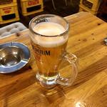 たかちゃん - 生ビール