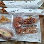 ぱん兄弟 - 料理写真:◆購入したもの◆♪