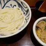 135195420 - オリーブ豚のつけ麺
