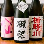 麺キュイジーヌ 麻布邸 - 日本酒