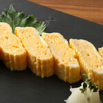 麺キュイジーヌ 麻布邸 - 出汁巻き卵