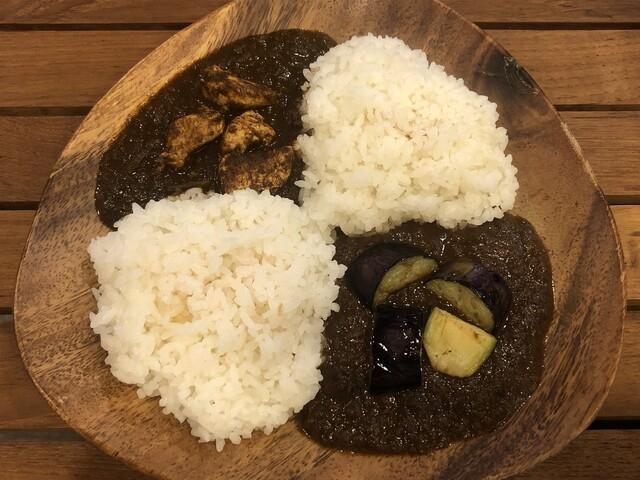 カレーの店 凡亭の料理の写真