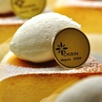 パティスリーイチリン - 料理写真:滑らかチーズのケーキ