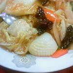 中国料理 安泰楼 - 中華丼