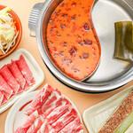 肉の佐藤 ジンギスカンとラムしゃぶ店 - 食べ放題 しゃぶしゃぶ