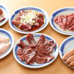 肉の佐藤 ジンギスカンとラムしゃぶ店 - 食べ放題 ジンギスカン全品_1