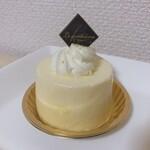 ル・キャトリエム - レアチーズケーキ