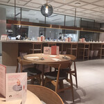 Beauty Connection Ginza Fruits Salon - 店内