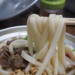ことり - 鍋焼うどん(うどん)