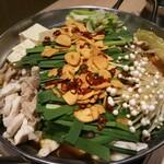 葵屋 - もつ鍋醬油 2,816円