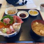 勢登鮨 - 海鮮生チラシ