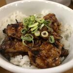 大阪ふくちぁんラーメン - 上ロース豚丼セット