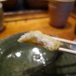 みかわ 是山居 - 2012.06.21 きす