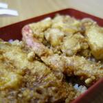 みかわ 是山居 - 2012.06.21 お土産「天丼」