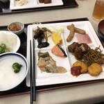 洞爺観光ホテル - 料理写真: