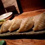 135211156 - 名物 肉たっぷり餃子600円(税別) 202008