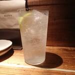 135211174 - 大人のレモンサワー600円(税別) 202008