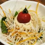 Bikkuridonki - ドンキのサラダを追加オーダ!