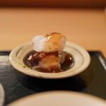 炭火割烹 いふき - 佐島の蛸