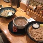 麺匠 たか松 - * つけ麺 並盛 870円
