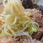 Ramenfukunoya - 麺の感じ