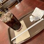 135226675 - アイスコーヒー(^∇^)