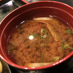 135226990 - お味噌汁