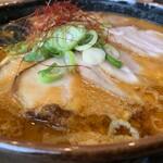 らー麺 ふしみ - ちょいアップ
