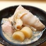 匠 誠 - 煮ハマグリ