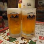 サッカール - ビール