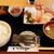 いくら亭 - 刺身定食B(税込1,298円)